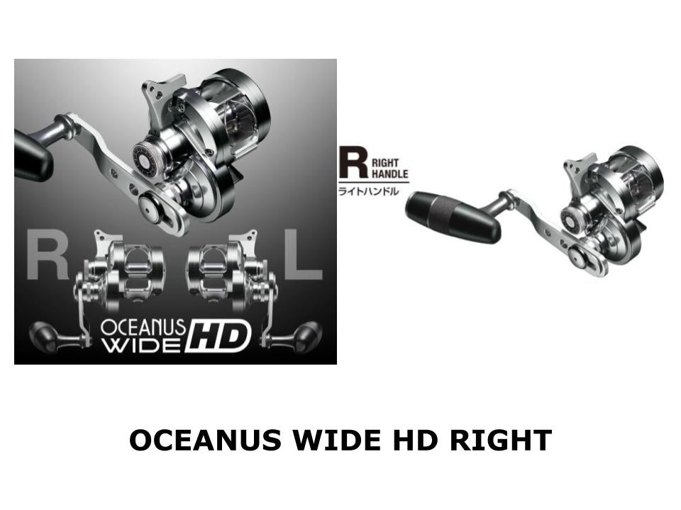 Evergreen Oceanus Wide HD Right