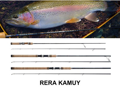 Rera Kamuy N.Trout Spinning Model