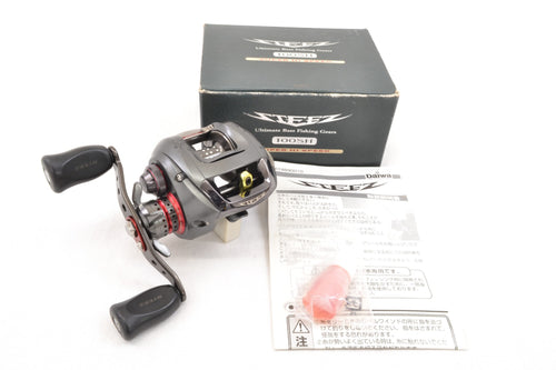 Used  Daiwa Steez Baitcasting 100SH Right