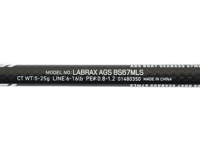 Used Labrax AGS BS AGS BS 67MLS