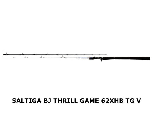 Daiwa Saltiga BJ Thrill Game 62XHB TG-V