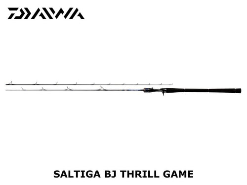 Daiwa Saltiga BJ Thrill Game 62XXHB TG-V