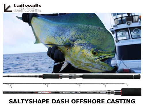 Tailwalk Saltyshape Dash Offshore Casting 73ML