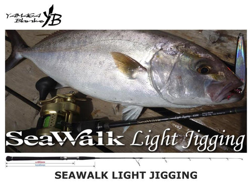 Yamaga Blanks SeaWalk Light Jigging 64ML Spinning Model