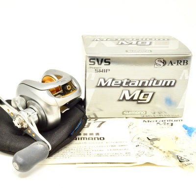 Used Shimano 07 Metanium Mg Right