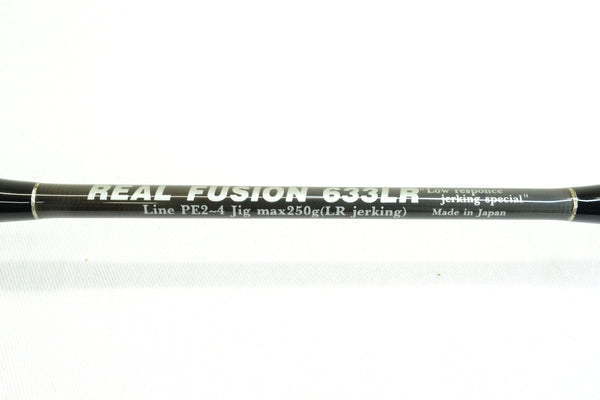 Used Real Fusion 633LR