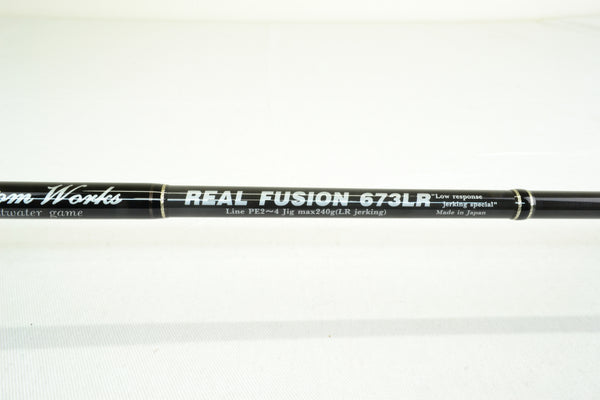 Used Real Fusion 673LR