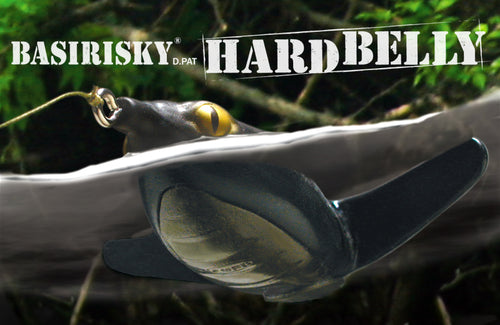 Used BASIRISKY HARD BELLY 60