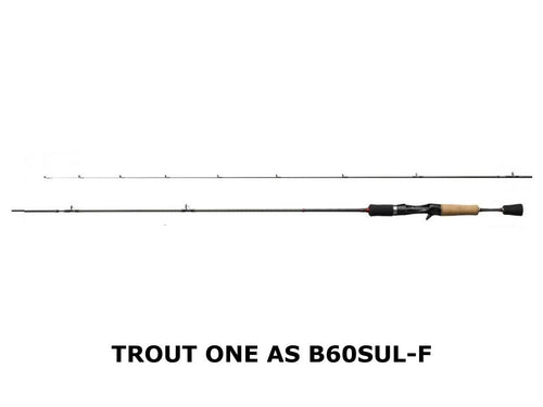 Shimano Trout One AS B60SUL-F