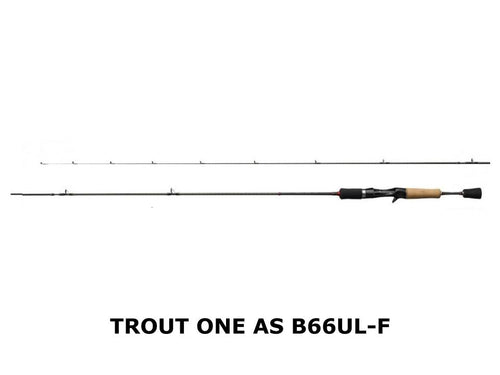 Shimano Trout One AS B66UL-F