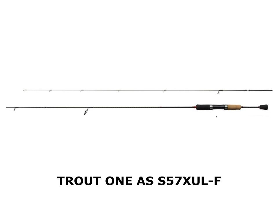 Shimano Trout One AS S57XUL-F