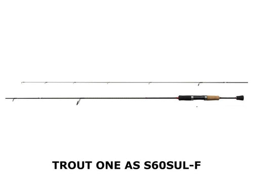 Shimano Trout One AS S60SUL-F