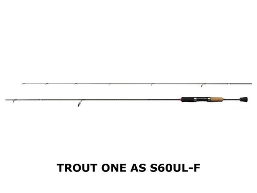 Shimano Trout One AS S60UL-F