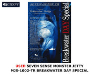Used G-Craft Seven Sense Monster Jetty MJS-1002-TR Breakwater Day Special