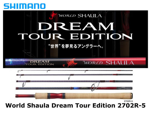 Shimano World Shaula Dream Tour Edition 2702R-5
