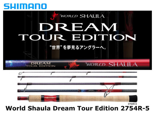 Shimano World Shaula Dream Tour Edition 2754R-5