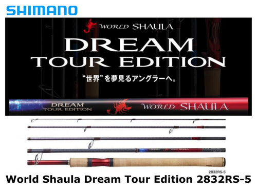 Shimano World Shaula Dream Tour Edition 2832RS-5