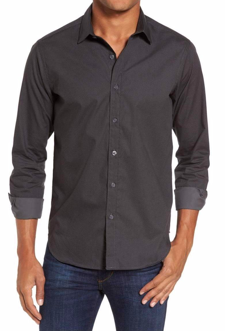 Rye long sleeve mens shirt