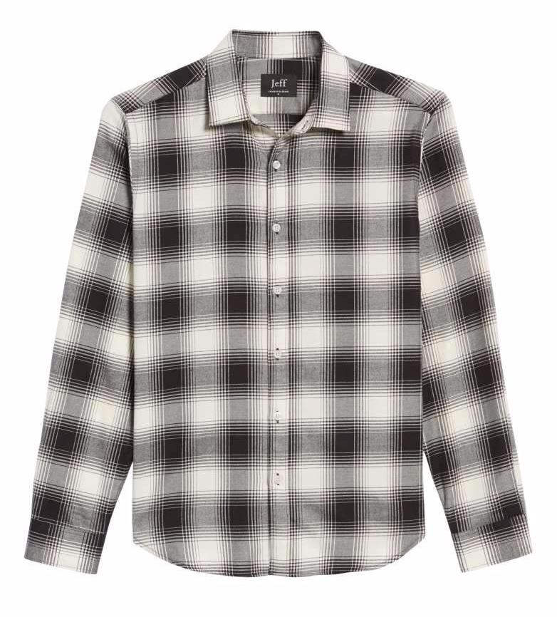 Lockport long sleeve mens shirt