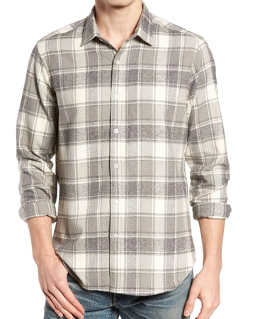 Grafton vintage flannel shirt