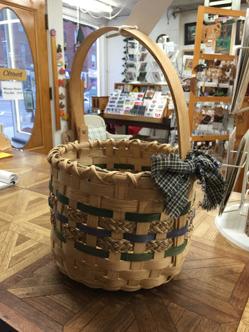 Folding Handle Basket