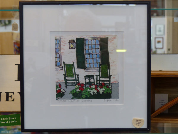 Crow House Studios - Framed Prints