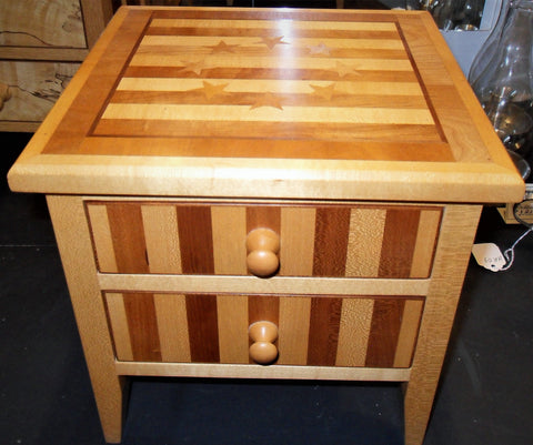 Jewelry Chest 2-Drawer
