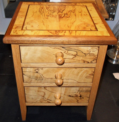 Jewelry Chest 3-Drawer