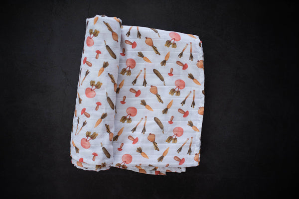 Potting Shed - Organic Double Gauze Swaddle