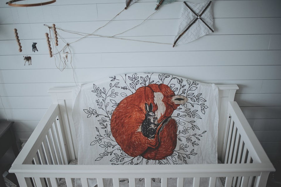 Slumber Fox - Personalized