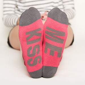 I love You socks Gift Set, kiss me