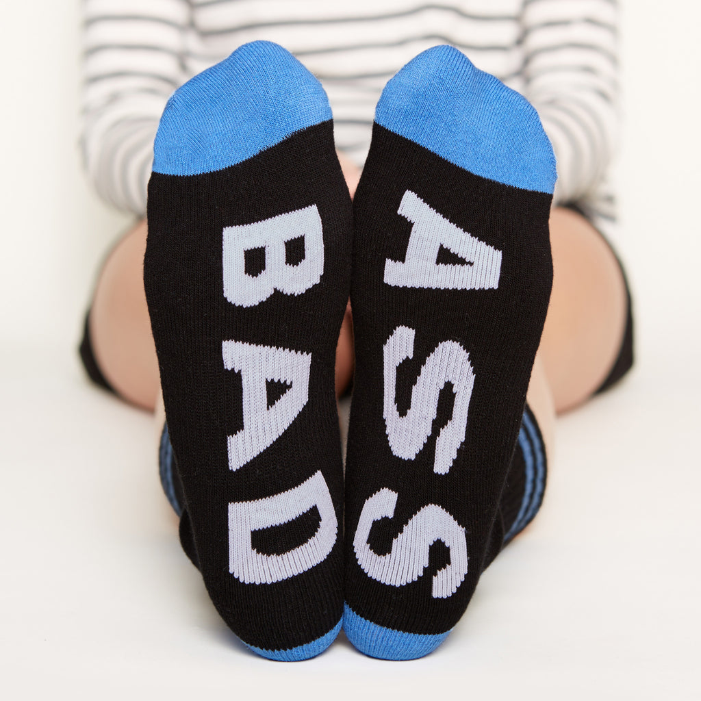 Bad Ass Socks - Arthur George