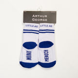 Mini Mensch Kids Socks - Two-Pack