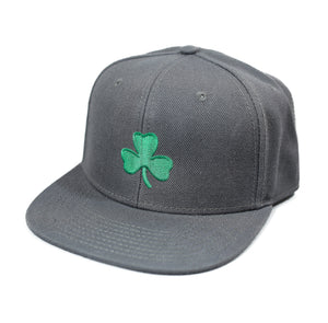Clover Hat - Grey