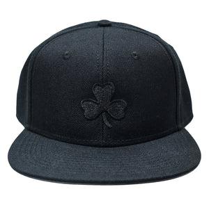 Clover Hat - Black