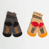 Gobble Gobble/Feast Mode Socks - Two Pack