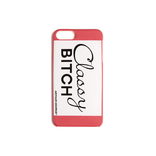 Classy Bitch iPhone Case