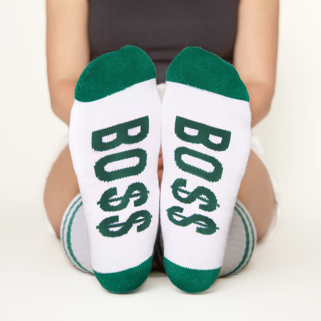 BO$$ Socks - Arthur George