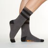 Feast Mode socks side profile view