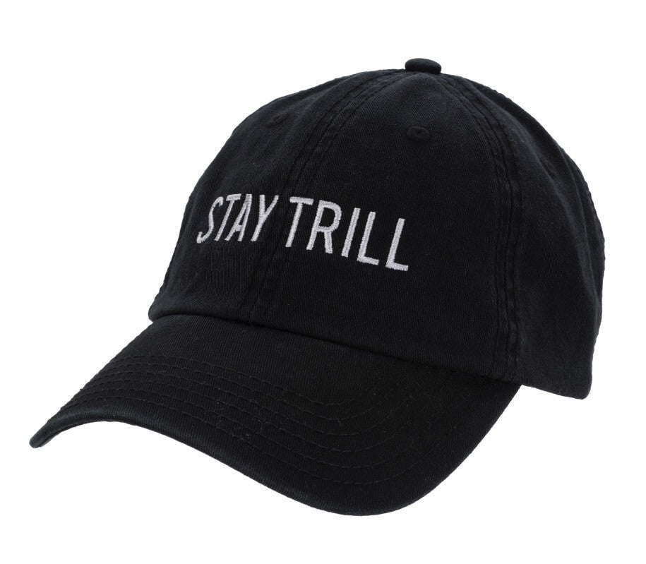 1e493feb9ef View enlarge image. Stay Trill Dad Hat. View enlarge image. Stay Trill Dad  Hat