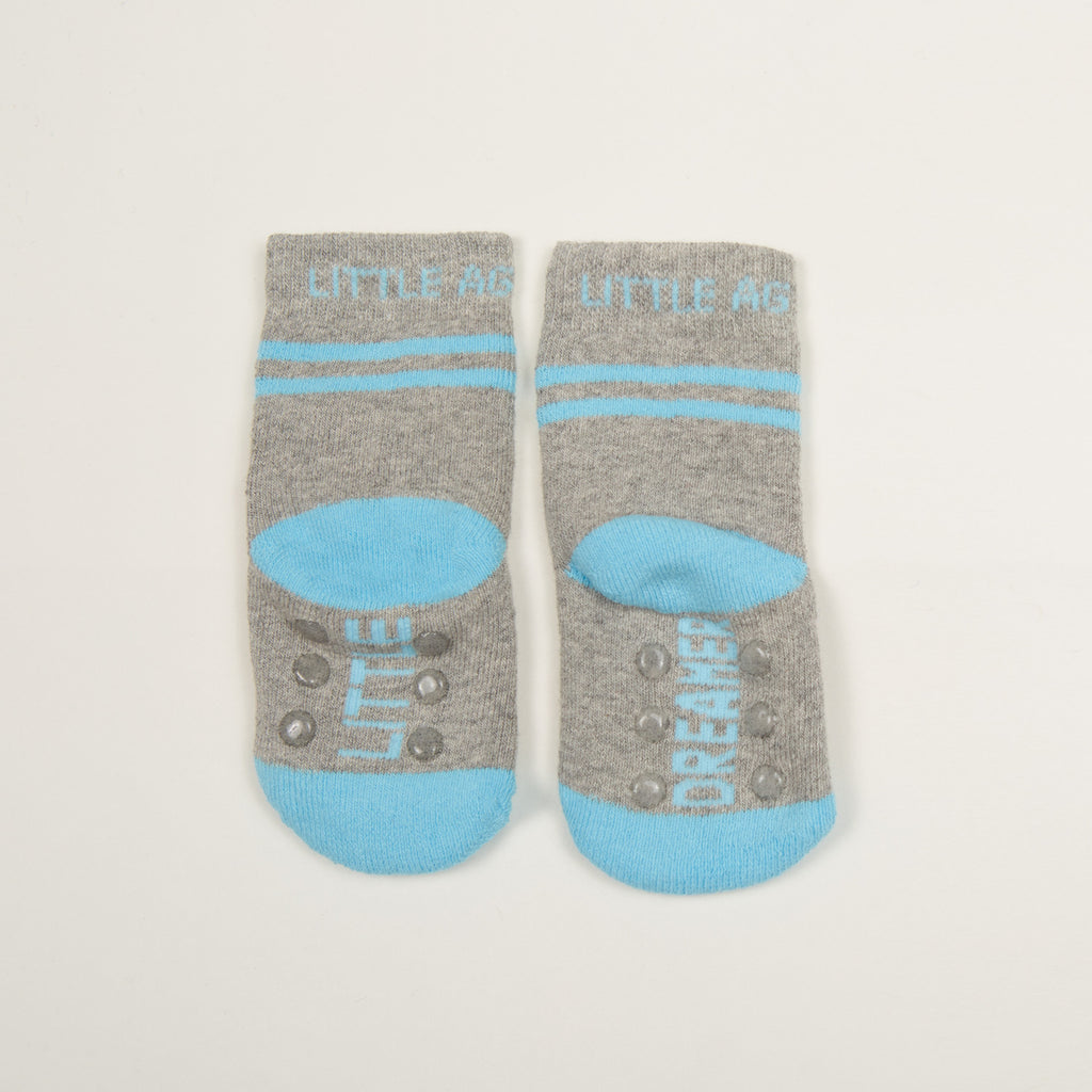 Little Dreamer Kids Socks - Two-Pack - Boys