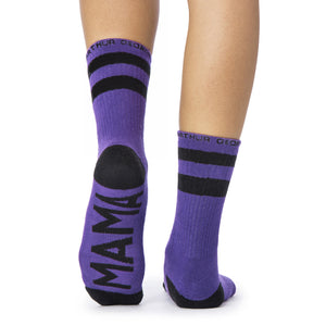 Mama Cita socks bottom left view Limited Edition