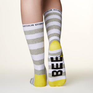 Queen Bee socks bottom right view