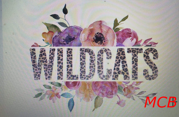 Wildcats School Tee