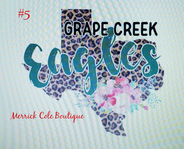 Grape Creek Spirit Tee