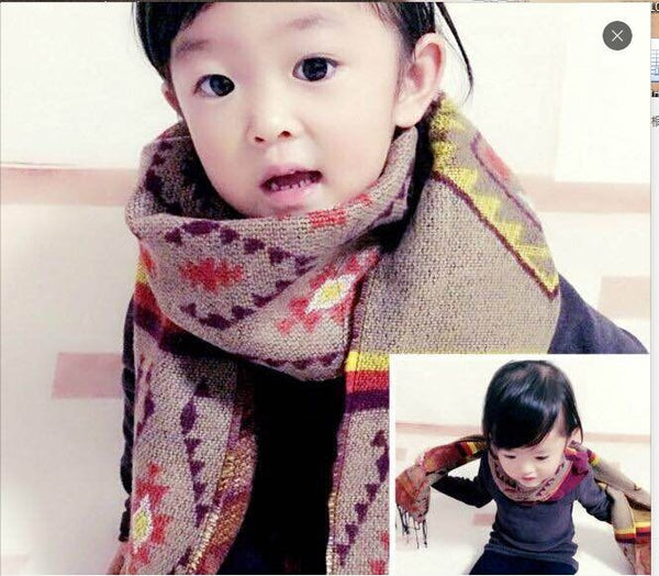 Multi Scarf for girls