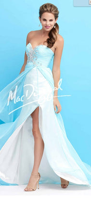 Classic Gown by MacDuggal - Make Me Elegant