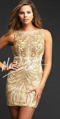 Shine Dress by MacDuggal - Make Me Elegant
