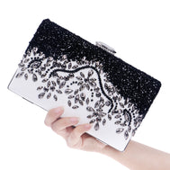 Handbags Beaded Metal Diamonds Evening Bags - Make Me Elegant