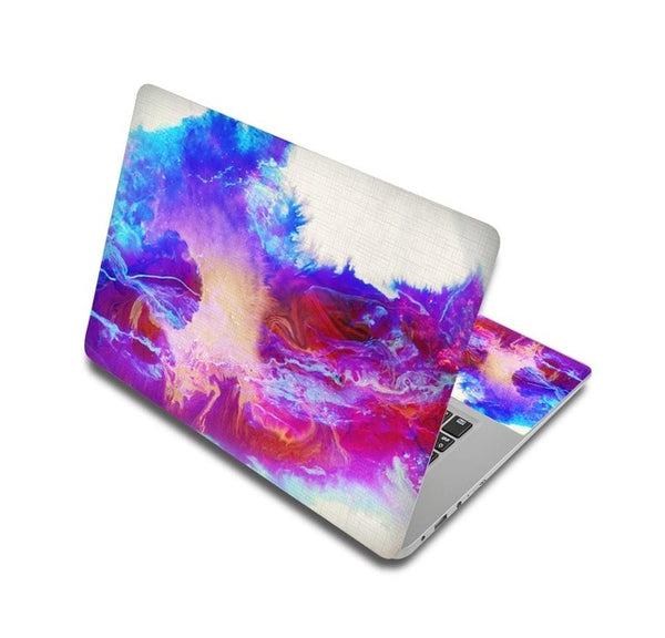 New coloful laptop skin notebook stickers for macbook/ hp/ acer/ xiaomi